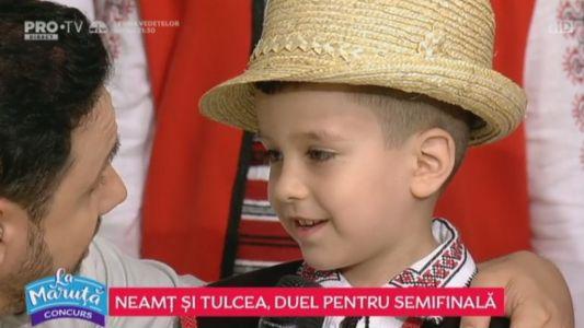 Neamt si Tulcea, duel pentru Semifinala