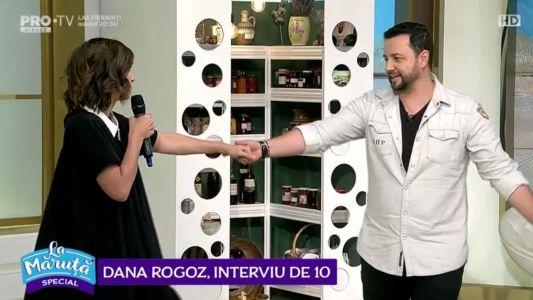 Dana Rogoz, interviu de 10
