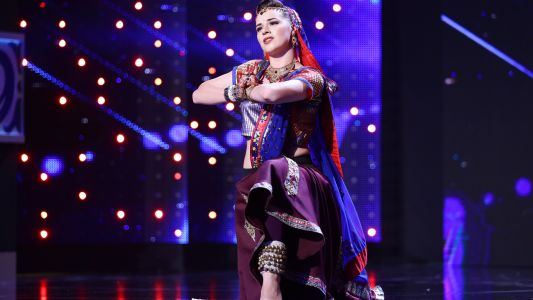 Romanii au talent 2018: Denisa Mikesz - dans indian stilizat