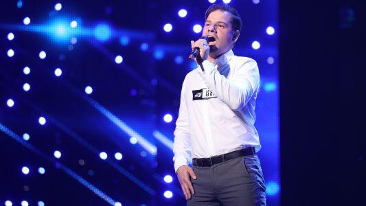 Romanii au talent 2018: Paul Celmare - tenor