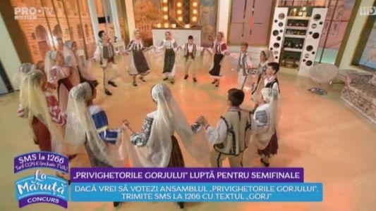 Dansul Privighetorilor Gorjului