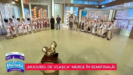 Mugurel de Vlasca merge in semifinala