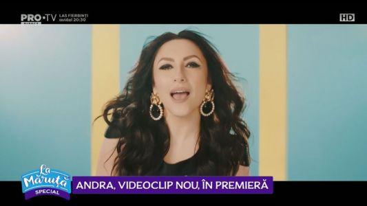 Andra, videoclip nou, in premiera