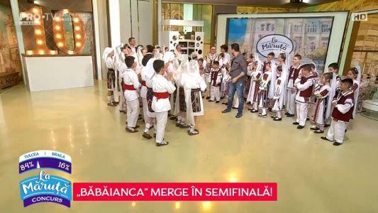 Babaianca merge in semifinala