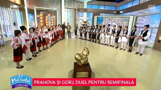 Prahova si Gorj, duel pentru semifinala