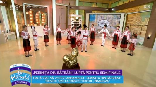 """""""Perinita din batrani"""" lupta pentru semifinale"""
