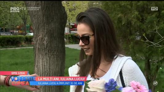 La multi ani, Iuliana Luciu!