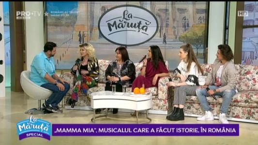 """Mamma Mia"", musicalul care a facut istorie, in Romania"