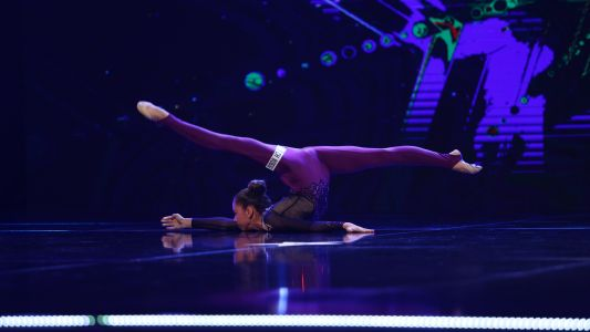 Romanii au talent 2018: Lidia Dormenco - Gimnastica