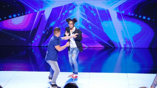 Romanii au talent 2018: Clubul Sportiv Shindaito - Demonstratie Pangrathion Athlima