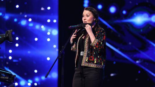 Romanii au talent 2018: Mariana Preda - Canta la nai