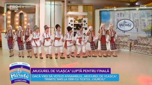 """""""Mugurel de Vlasca"""" lupta pentru un loc in finala"""