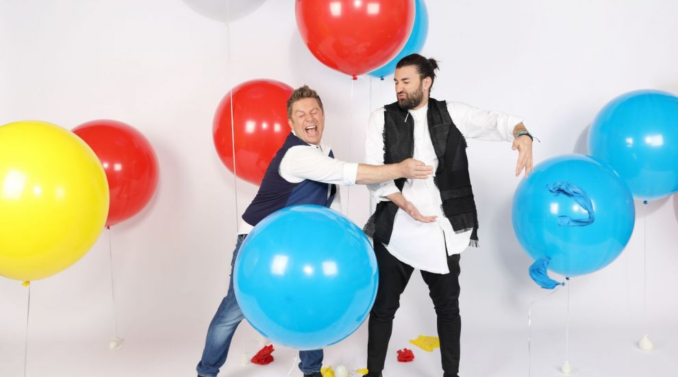 Interviu in oglinda: Cat de bine se cunosc Smiley si Pavel Bartos?