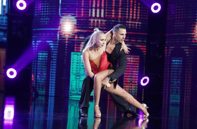 Natalia Lukiv & Bogdan Boie, finalistii ultimei semifinale a sezonului 8 Romanii au talent