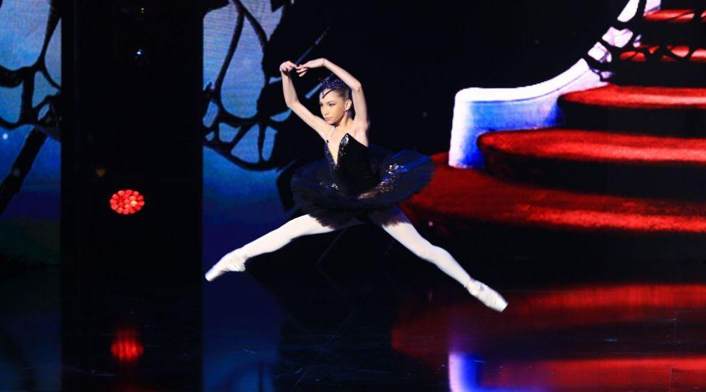 """Bianca Badea, copilul minune al baletului: """"Romanii au talent imi poate implini visul"""""""