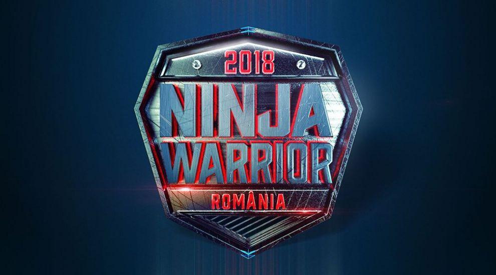 Ninja Warrior, cea mai spectaculoasa competitie sportiva, vine la PRO TV! Cum te poti inscrie