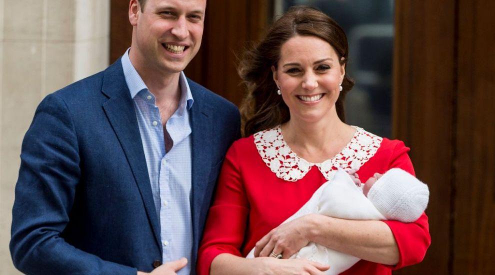 Kate și William, botez regal pentru mezinul Louis. Ce cadou i-a făcut unchiul Harry, pe care nepotul nu-l poate folosi