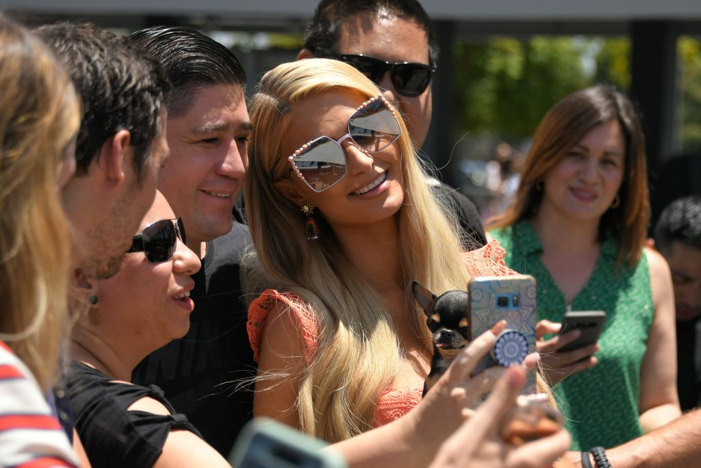 Paris Hilton a lansat un show de televiziune dedicat tinerilor care visează să devină faimoși