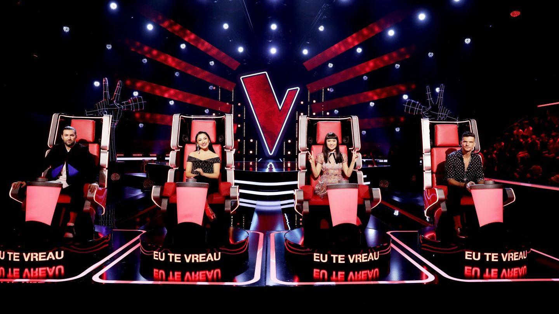 Au început filmările pentru sezonul 8 Vocea României! Ce au spus antrenorii după prima zi petrecută împreună?