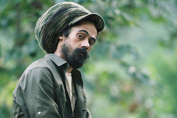 Damian, fiul lui Bob Marley, a urcat ieri-seară pe scena Electric Castle