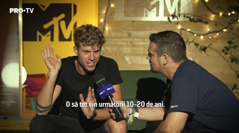 """EXCLUSIV Tujamo, la UNTOLD 2018: """"Voi continua să vin în România în următorii 10-20 de ani"""""""