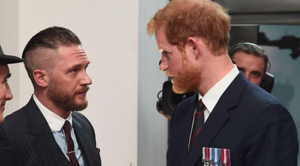 Tom Hardy și Prințul Harry, cei mai buni prieteni. Ce a spus actorul despre amicul său de la Casa Regală