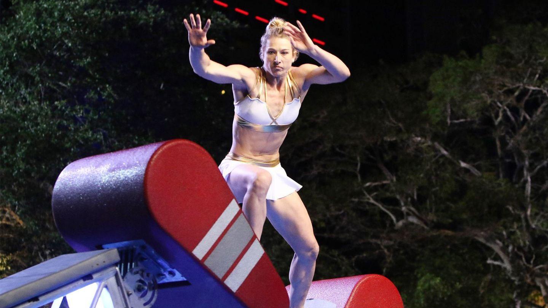 """Femeia Fantastică a show-ului American Ninja Warrior le ține pumnii românilor: """"Asta e șansa voastră"""""""