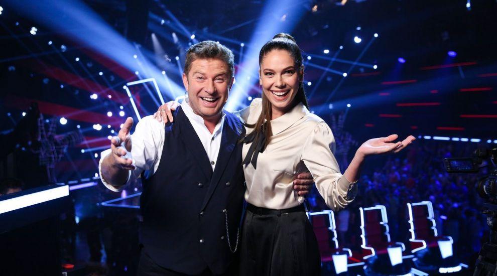 Irina Fodor este co-prezentator în sezonul 8 Vocea României!