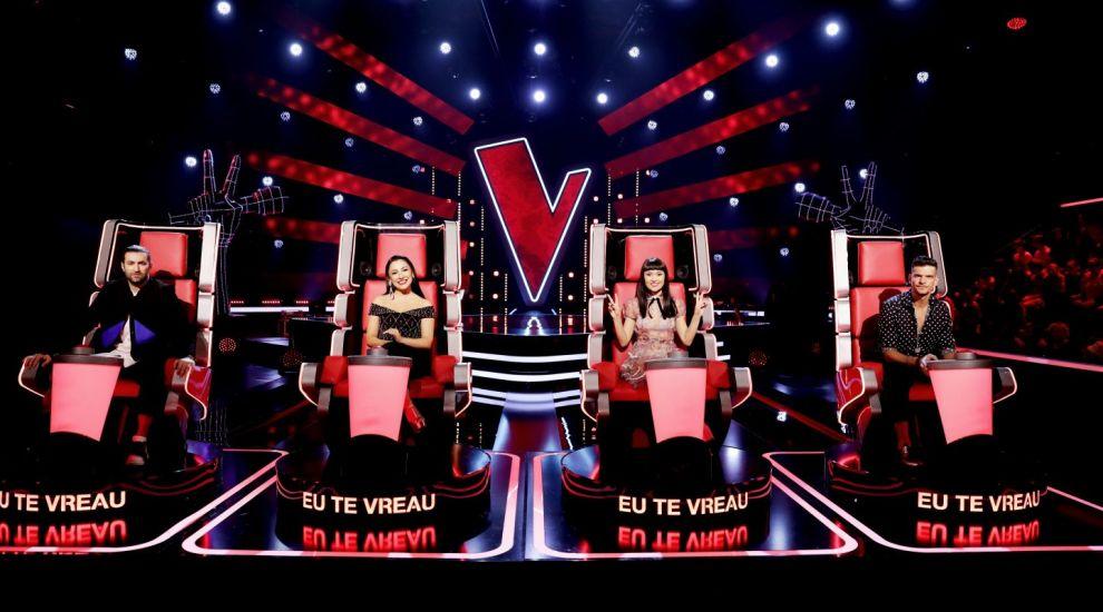 Telespectatorii au simțit aseară vibrația din cea de-a doua rundă de audiții pe nevăzute de la Vocea României!