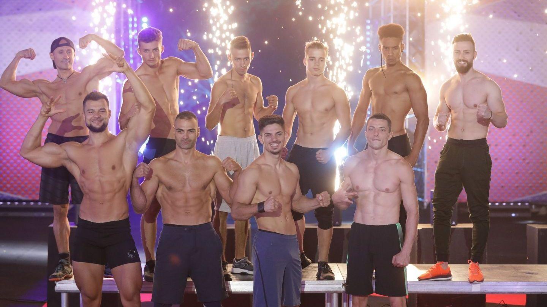 Ei sunt primii zece semifinaliști Ninja Warrior România! Fii cu ochii pe ei în runda următoare!