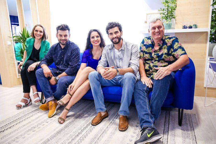 Românii au trăit aseară emoția primei ediții Visuri la cheie și s-au distrat alături de invitații quiz show-ului Pe bune?!