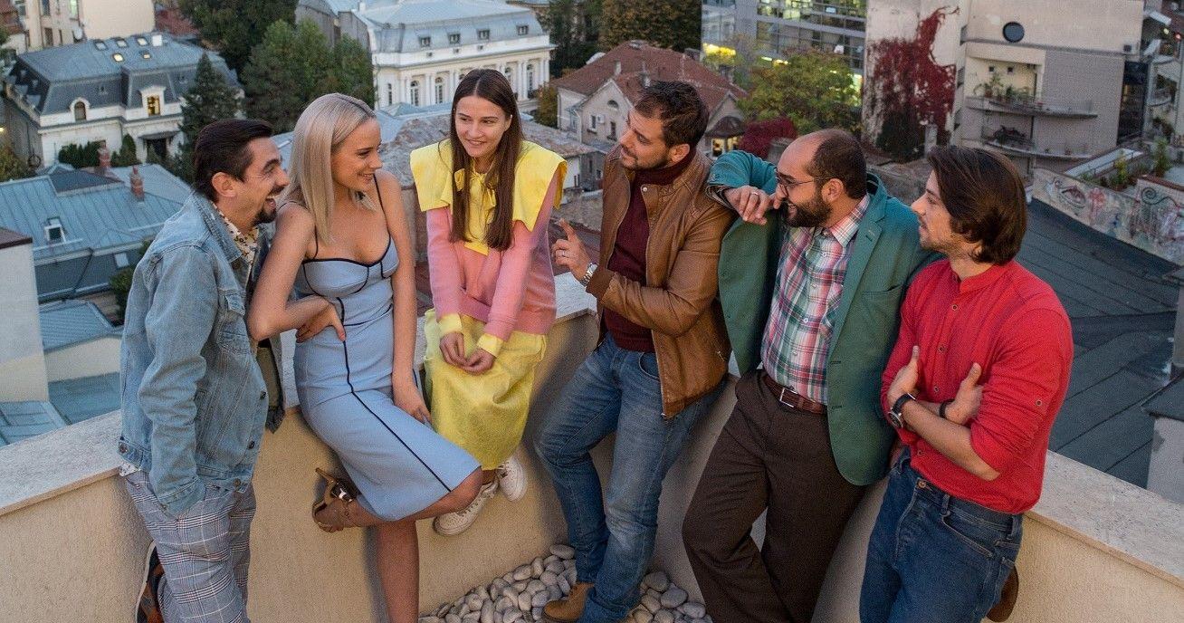 Serialul Triplusec, care a avut premiera aseară pe PRO TV, a fost lider de audiență la lansarea primului sezon!