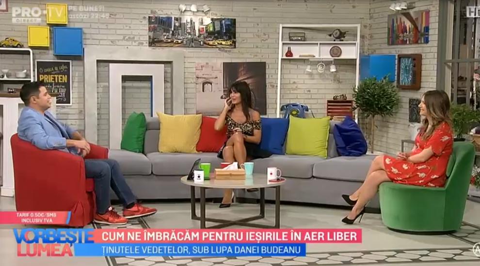 VIDEO Dana Budeanu a dat verdictul asupra ținutelor vedetelor care au ieșit în parc