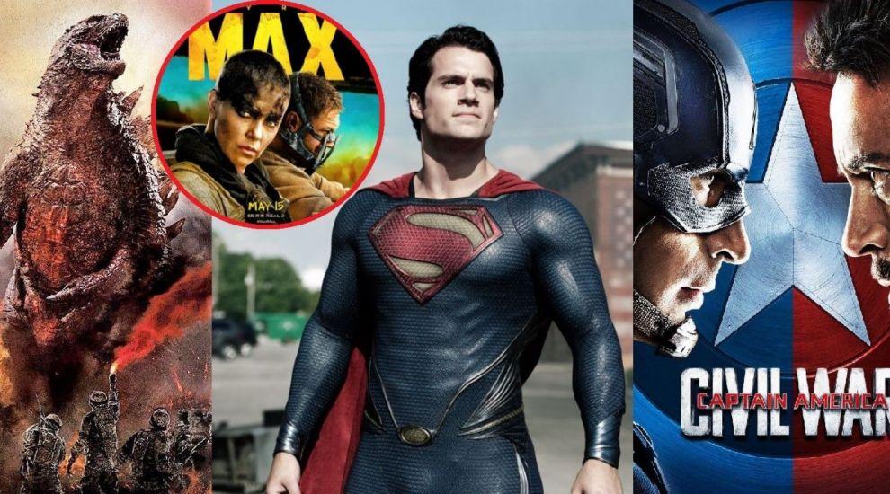 Toamna supereroilor! Captain America, Superman, Mad Max și… Godzilla, în curând la PRO TV