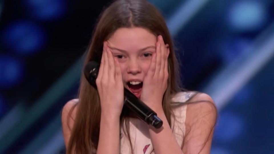 America's Got Talent. O elevă de 14 ani, favorită pentru premiul cel mare, de 1 milion de dolari