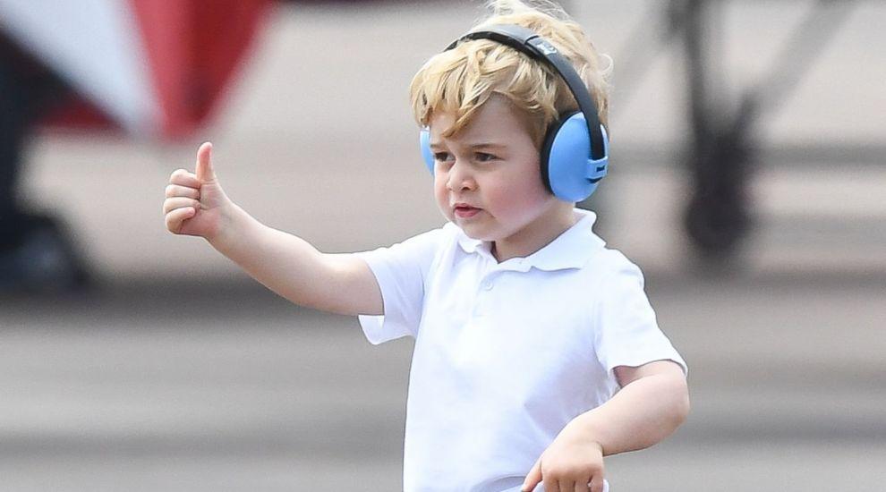 Fiul lui William și al lui Kate a fost, din nou, paj la o nuntă. Ce năzdrăvănii a făcut micuțul prinț