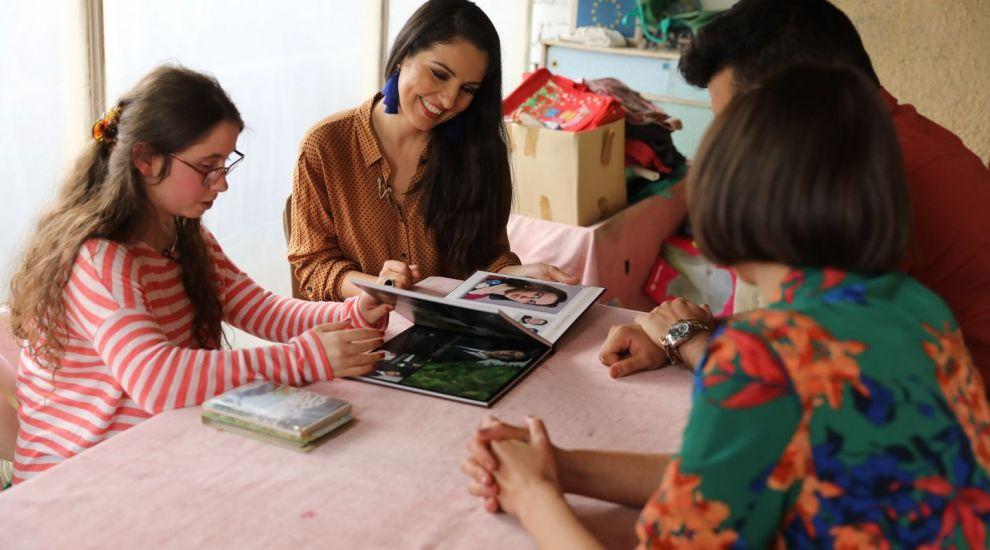 Echipa Visuri la cheie schimbă miercurea aceasta destinul unei mame care reprezintă un exemplu de bunătate și dăruire!