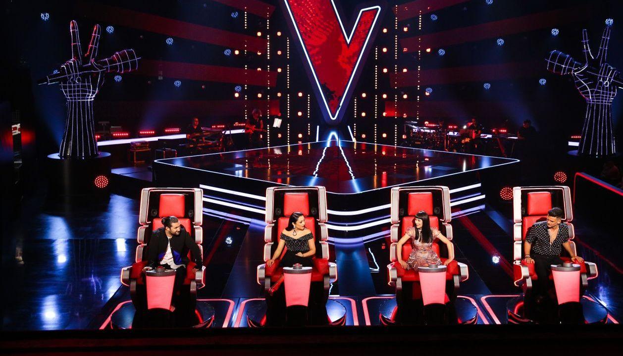 Nouă concurenți au întors scaunele antrenorilor la Vocea României! 2 milioane de români au urmărit spectacolul