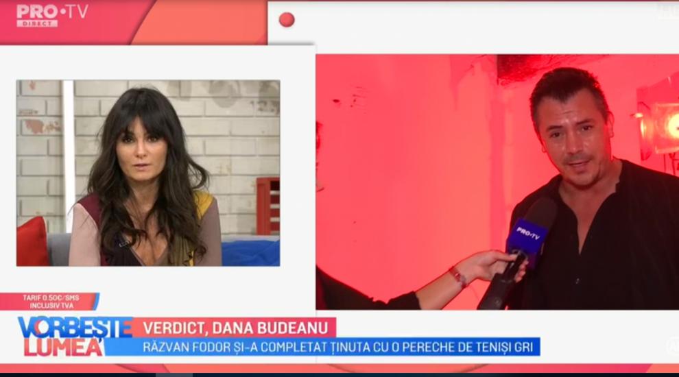 VIDEO Verdict: Dana Budeanu analizează vestimentațiile vedetelor