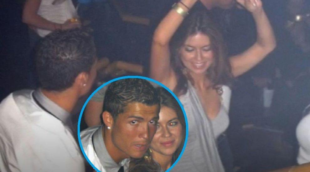 VIDEO Cristiano Ronaldo filmat pe ringul de dans cu tânăra care l-a acuzat de viol
