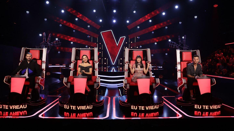 Antrenorii și concurenții au făcut un spectacol de neuitat aseară la Vocea României!