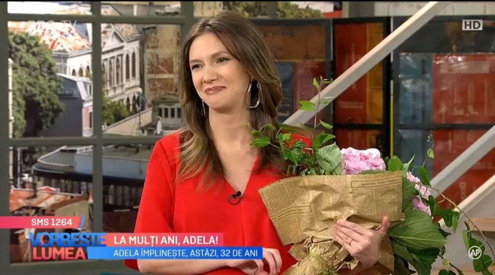 VIDEO La mulți ani, Adela Popescu!