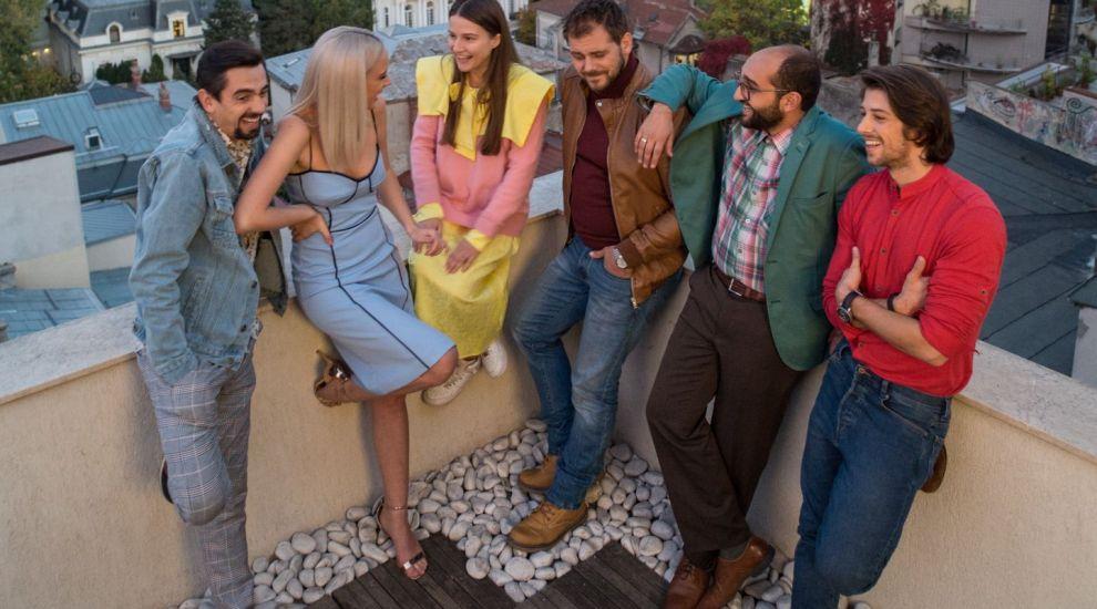 """Actorii din serialul """"Triplusec"""" vin ASTĂZI, 12 octombrie, la """"Vorbește lumea"""""""
