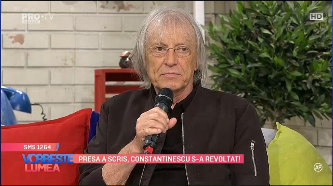 VIDEO Ce au scris ziarele despre Mihai Constantinescu