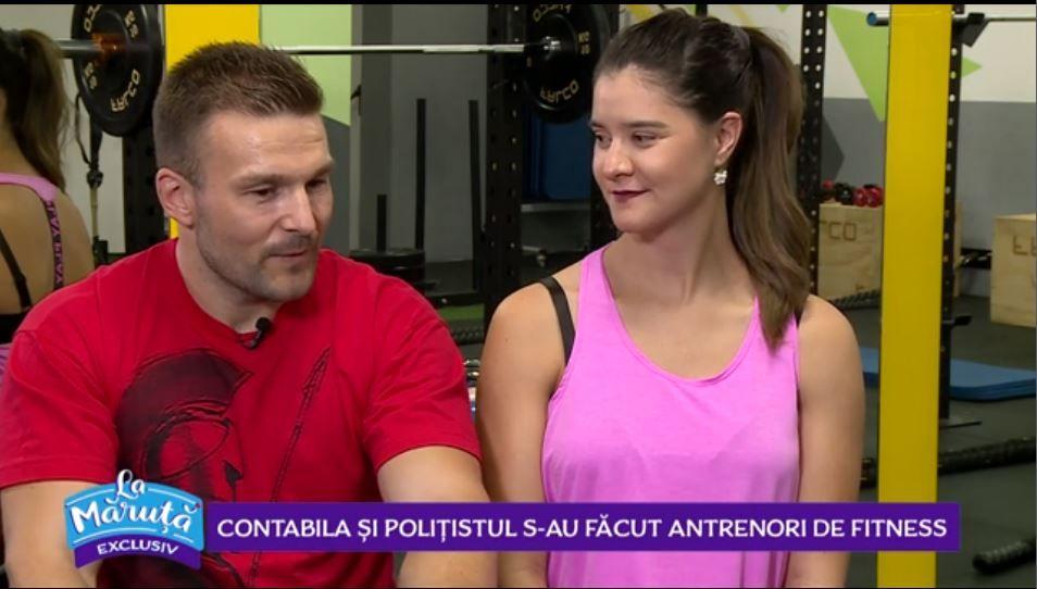 VIDEO De la contabilă și polițist, la antrenori de fitness
