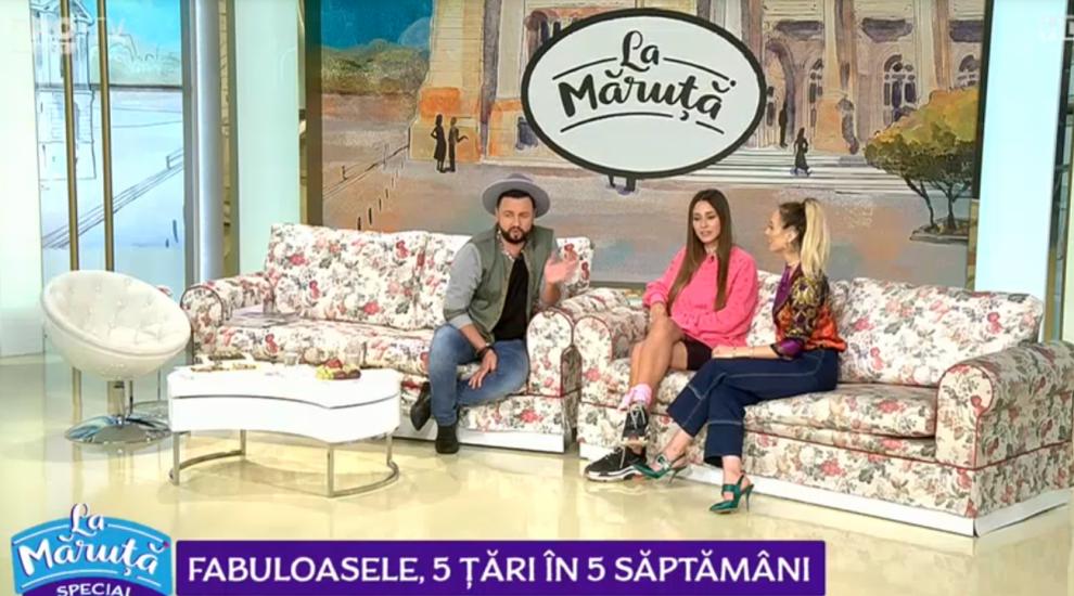 VIDEO Diana Enciu si Alina Tanasă despre călătoriile lor fabuloase