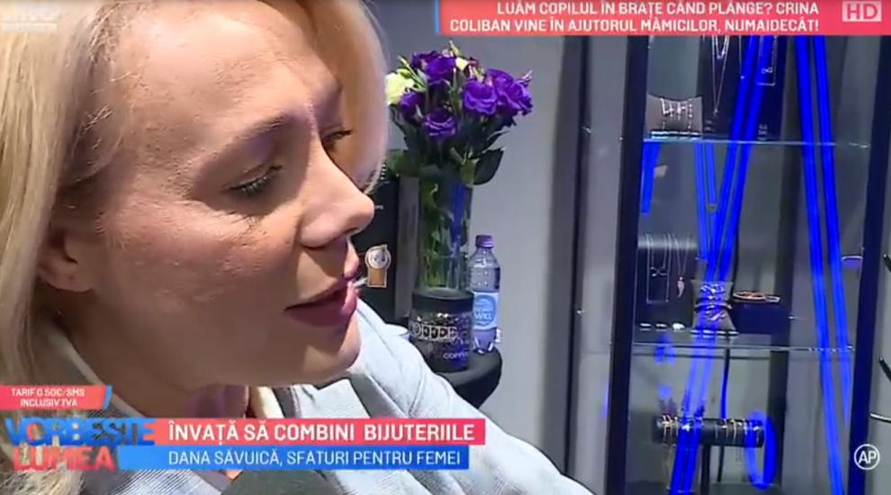 VIDEO Învață cum poți combina bijuteriile, de la Dana Săvuică