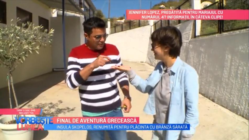 VIDEO Final de aventură grecească alături de Cove