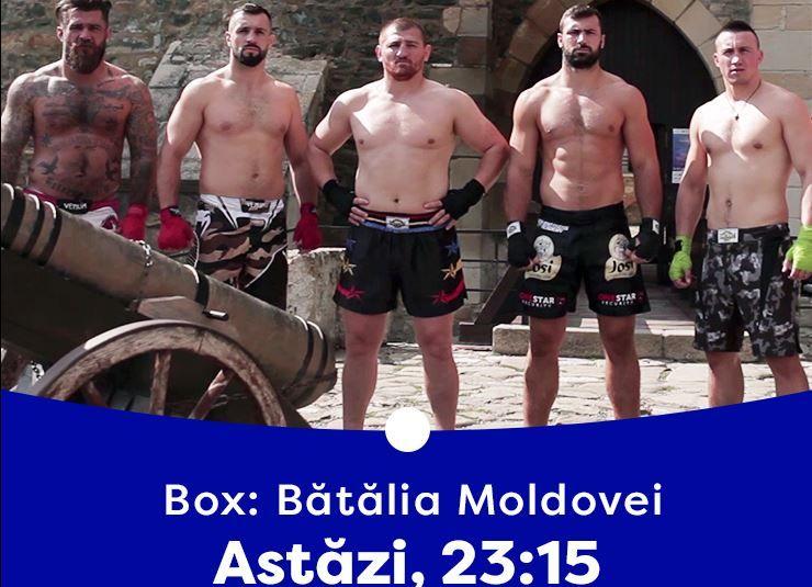 În această seară, Bătălia Moldovei se dă la PRO X și PRO TV!