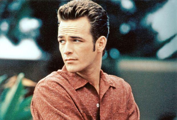 """Luke Perry, Dylan din """"Beverly Hills"""", a împlinit de curând 52 de ani. Cum arată acum actorul"""